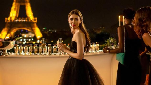 Emily in Paris, Parfüm Lansmanında