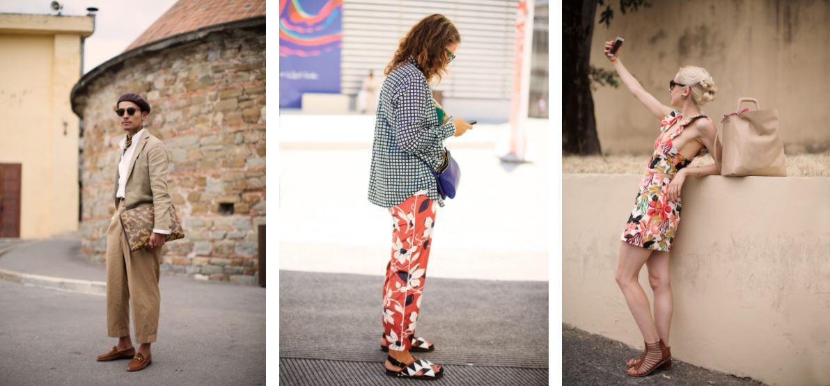 Floransa, Moda