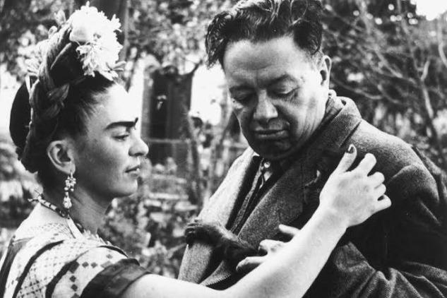 Frida Kahlo ve Diego