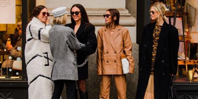 New York Fashion Week Sonbahar 21 Sokak Stili
