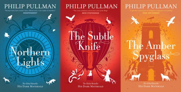 Pullman üçlemesi (1995,1997, 2000)