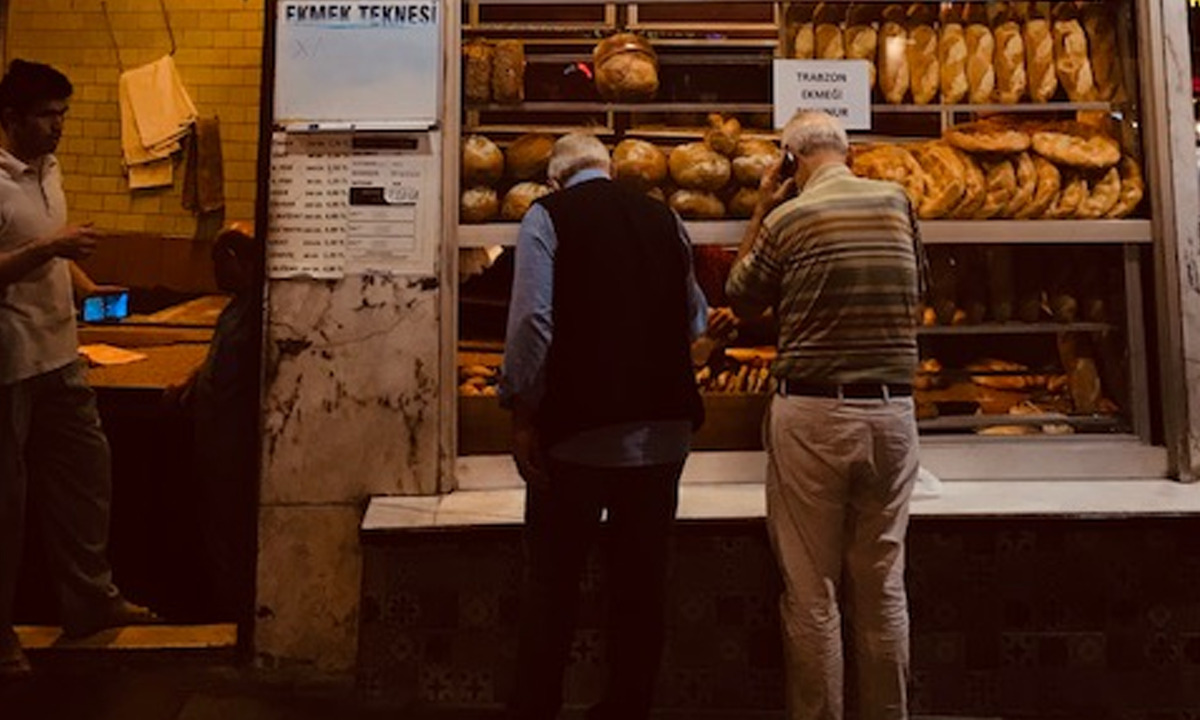 Tarihi İsmail Has Ekmek Fırını