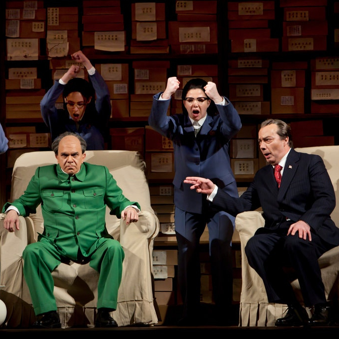 The Metropolitan Opera - Nixon in China