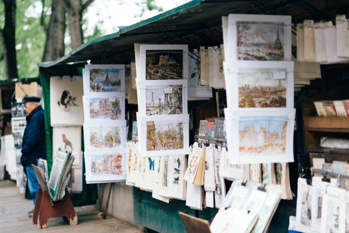 Paris'te Yaşam