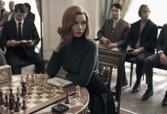 The Queen's Gambit: 64 Kareden İbaret Bir Dünya