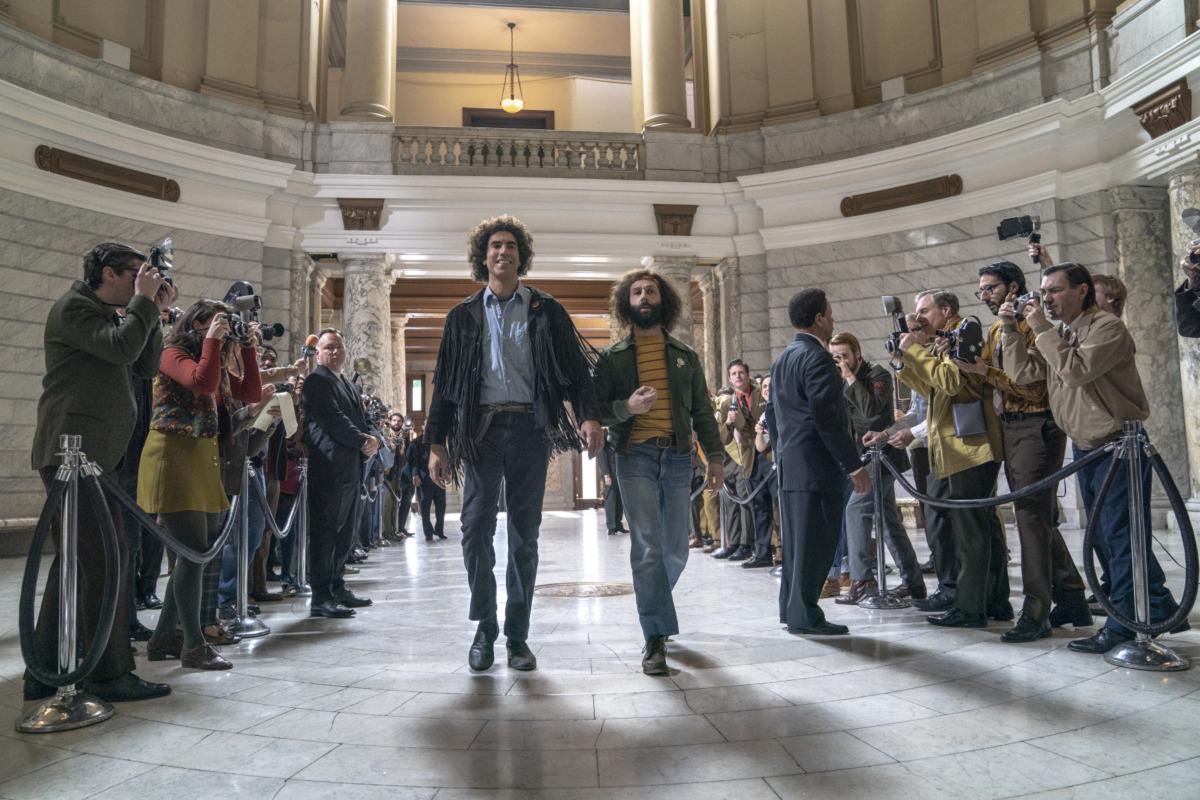 oscar adayı filmler - the trial of the chicago 7
