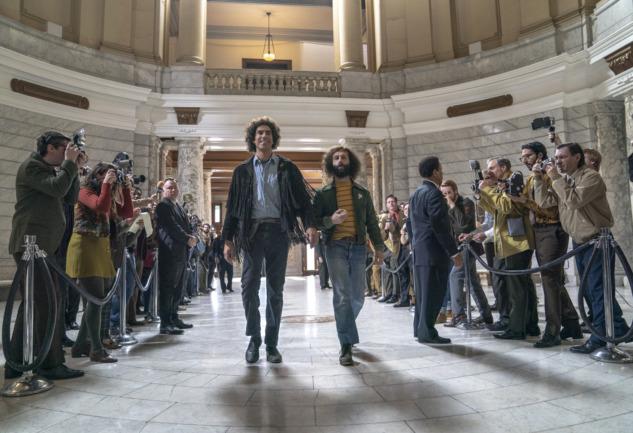 Netflix'ten Bir Aaron Sorkin Filmi: The Trial of the Chicago 7