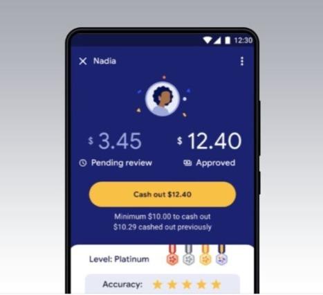 Task Mate: Google'ın Para Kazanma Uygulaması