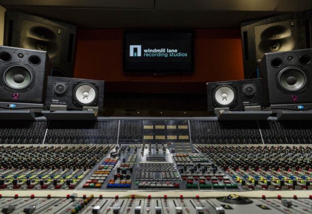 Windmill Lane Studios: Dublin'de Müziğin Kalbinin Attığı Yer