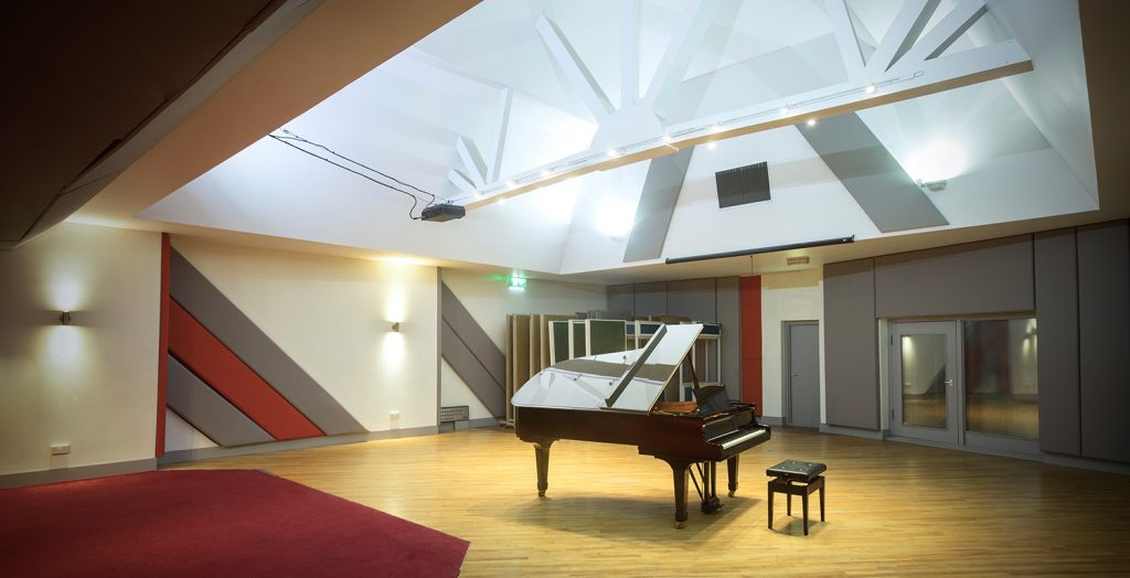 windmill lane studios