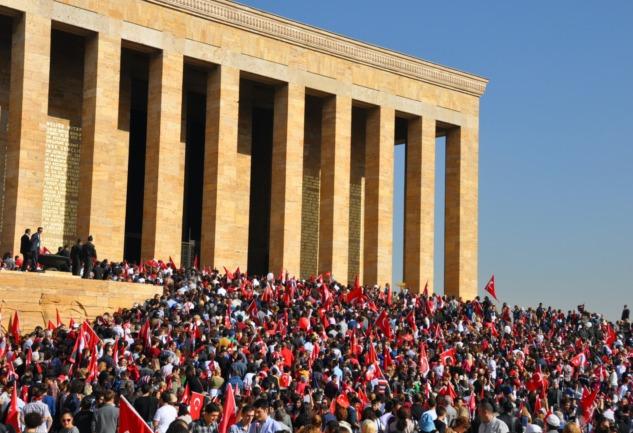 Ankara: Frigya'dan Cumhuriyet'e Uzanan Tarihiyle #ÇOKÇEKİCİ