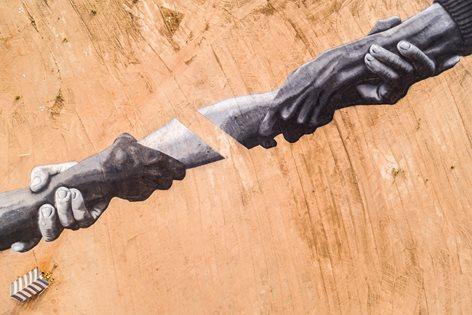 Ouagadougou'da Beyond Walls