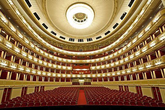 Wiener Staatsoper: Viyana'da Ruhunuza Dokunacak Bir Yer