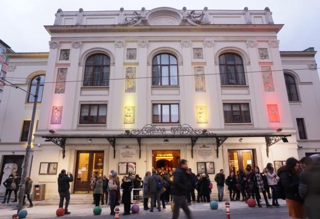 Süreyya Operası: Sanat Dolu,  Büyülü Bir Yapının Hikayesi