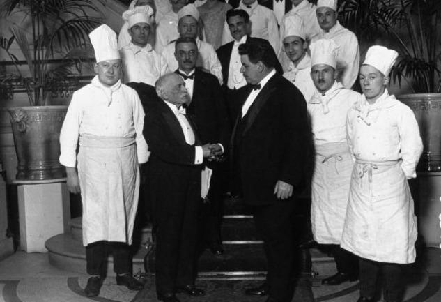 George Auguste Escoffier: Şeflerin Üzerinde Bir Şef