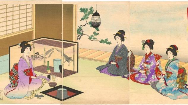 Japonların Geleneksel Çay Seremonisi