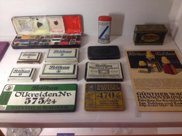 Werkbund Archive – Museum of Things / Pelikan Paket Tasarımları