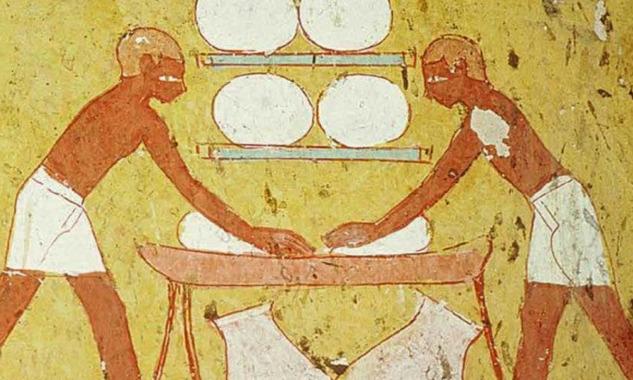 Antik Mısır'da Ekmek