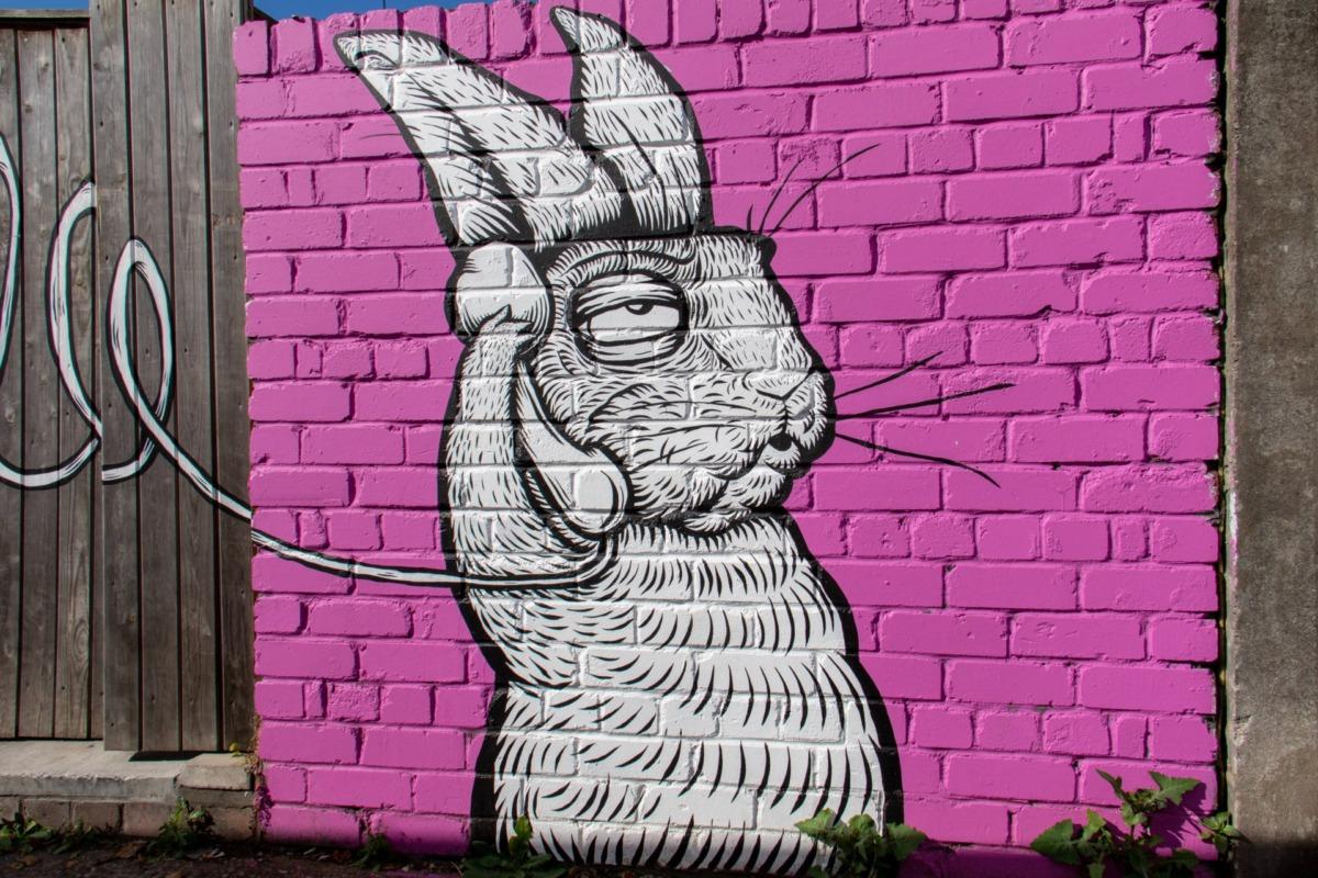 Sokak Sanat ve Grafiti