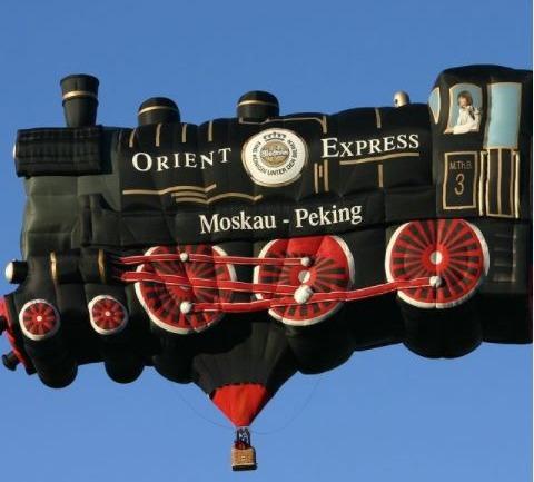 Orient Express: Doğu ve Batı Arasında Kültür Yolculuğu