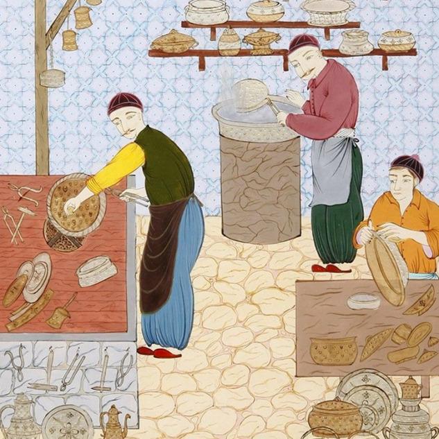 Osmanlı'da Fırın İşletmesi