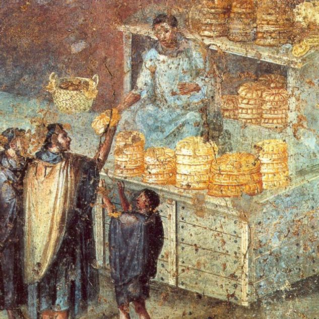 Antik Roma'da Fırında Günlük Yaşam