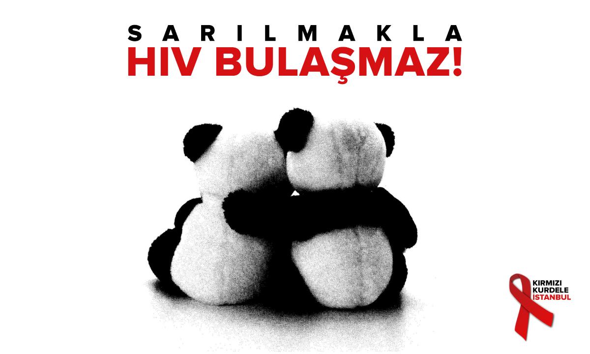 Dünya AIDS Günü - Kırmızı Kurdele İstanbul