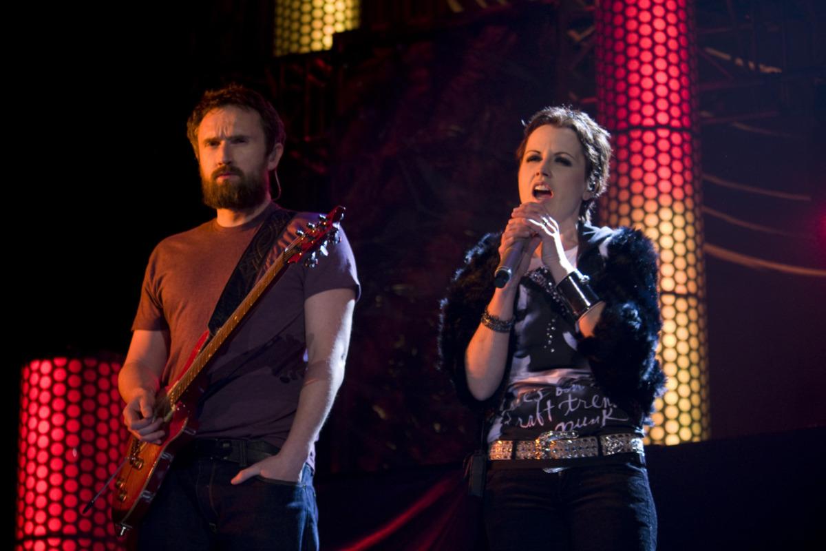 irlandalı müzik grupları - the cranberries