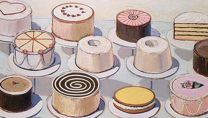 Wayne Thiebaud: Pastaların İlgi Uyandıran Ressamı