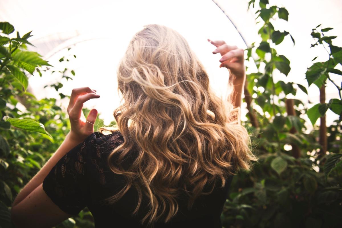 Işıl ışıl saçlar