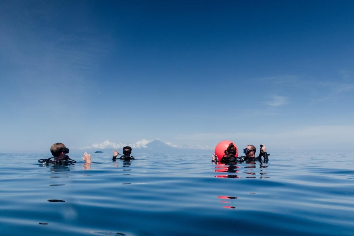 Scuba Diving (Tüplü Dalış