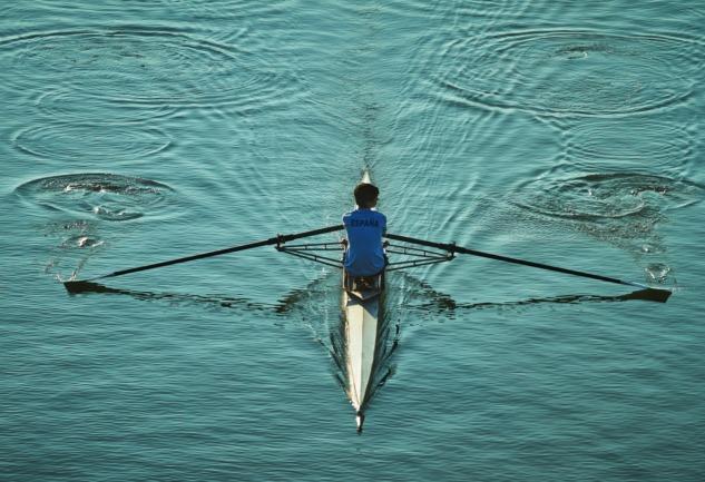 Kürek: Bitiş Noktasını Görmeden İlerlediğiniz Tek Spor
