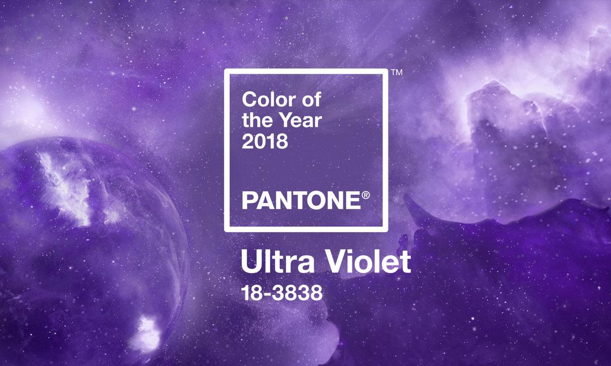 2018 PANTONE Yılın Rengi