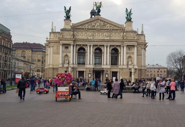 Lviv: Ukrayna'nın Tarih ve Kültür Kokan Kenti