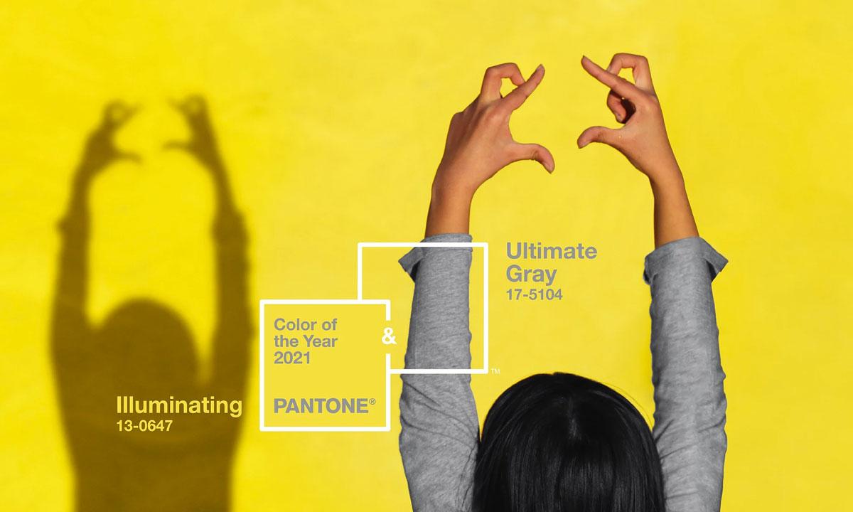 2021 PANTONE Yılın Rengi: Ultimate Gray ve Illuminating