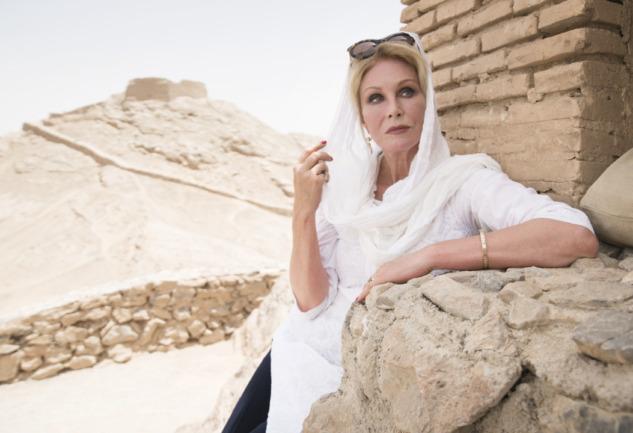 Unseen Adventures: Joanna Lumley ile Maceraları Üzerine