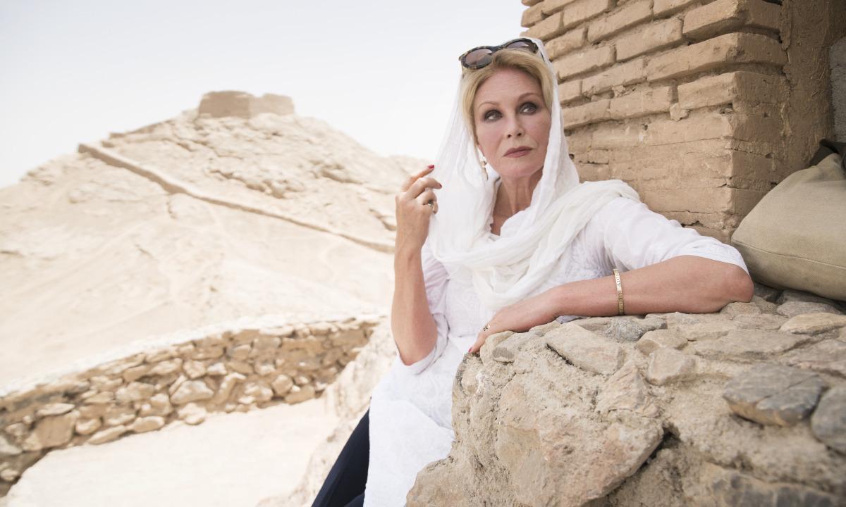 Joanna Lumley's Unseen Adventures