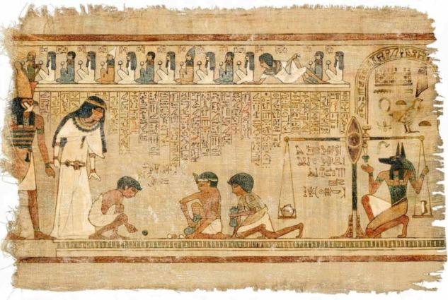 Papirüs Kağıt