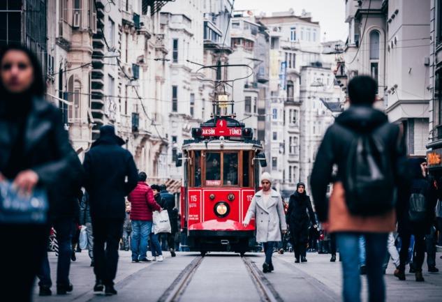 İstiklal Caddesi'nden Eminönü'ne: Nostaljik bir Yolculuk