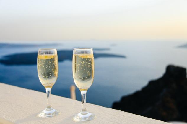 Şampanya kokteyli