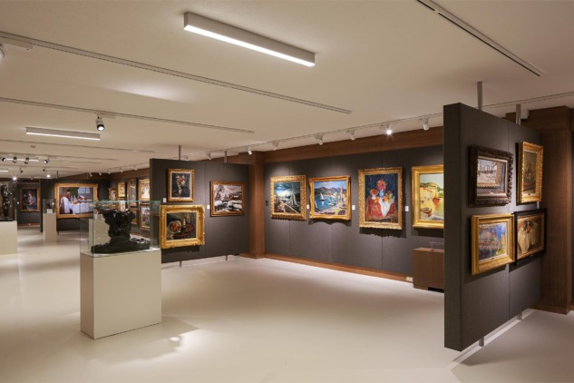 Arkas Sanat Urla, Arkas Koleksiyonu