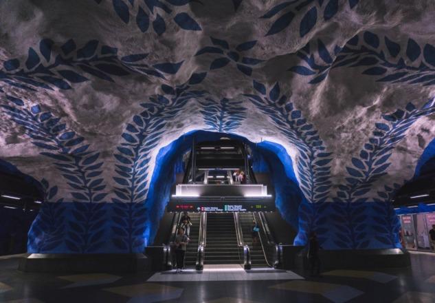 Stockholm İstasyonları, T- Centralen