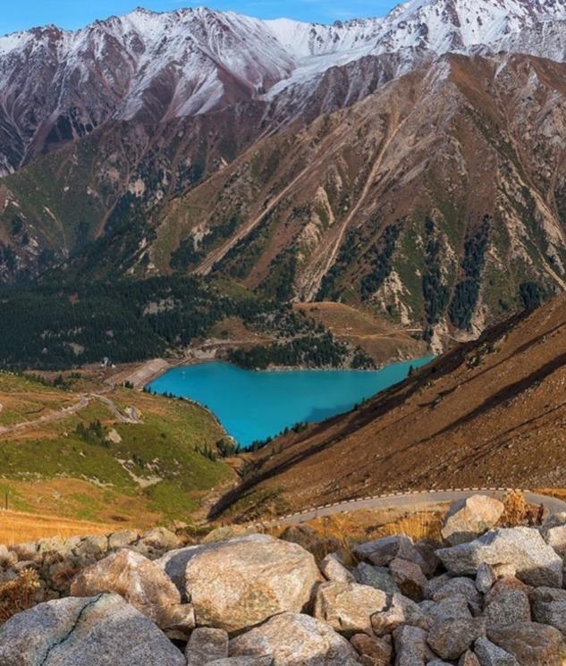 Büyük Almatı Gölü