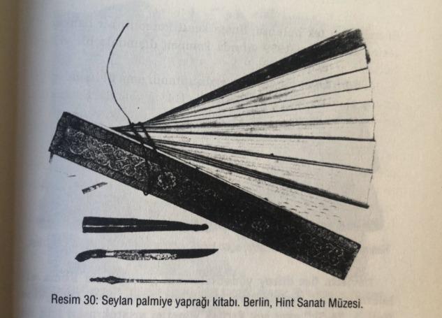 Palmiye Yaprağı Kitabı