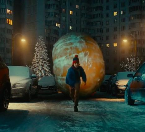 Waste: IKEA'dan Yemek İsrafı Üzerine Bir Reklam Filmi