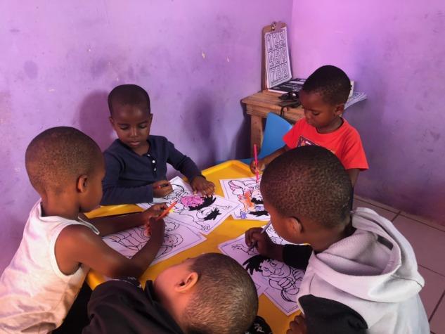 Gönüllü Çalışma, Cape Town