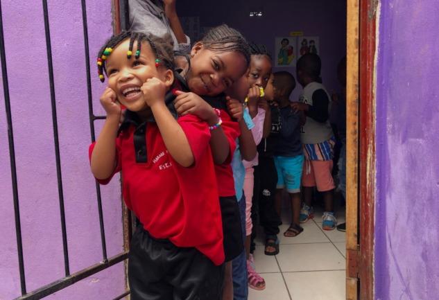Gönüllü Çalışma: Cape Town'da Öğretici Bir Deneyim