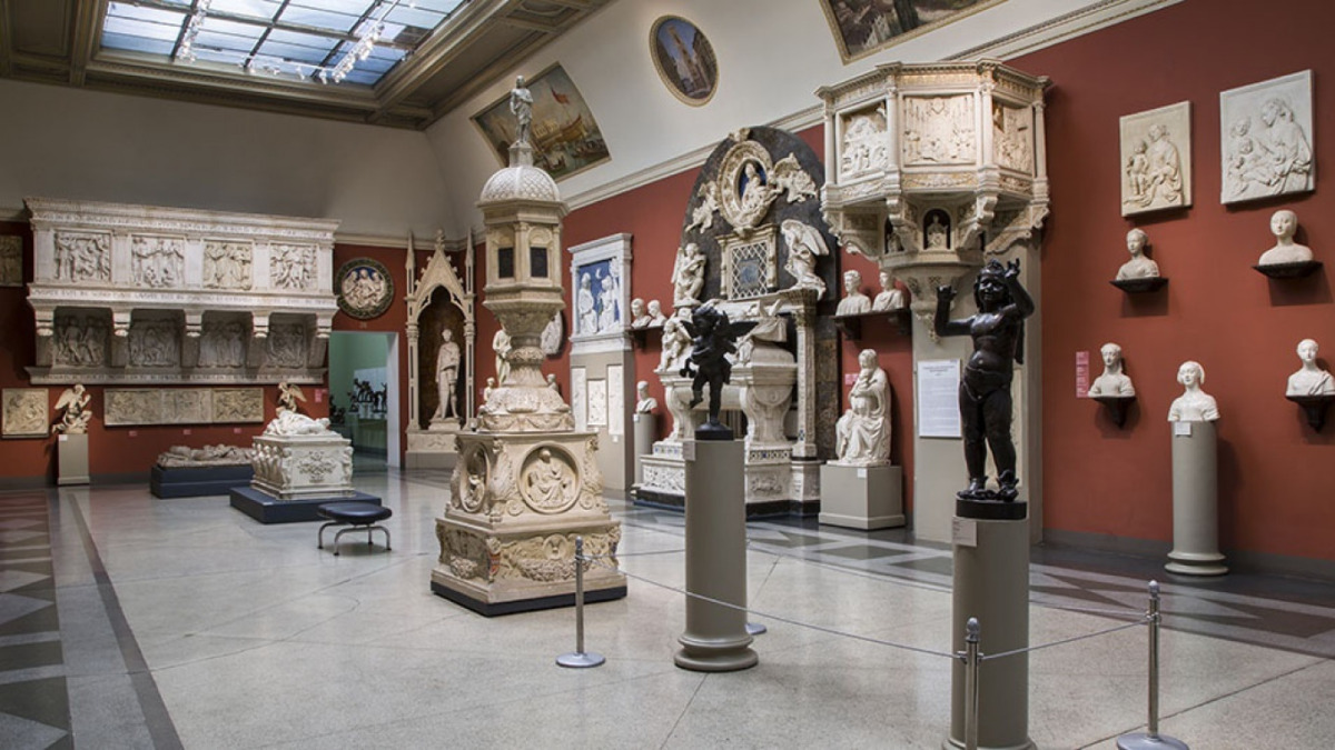 Online Mektep - Puşkin Müzesi Sanal Gezisi