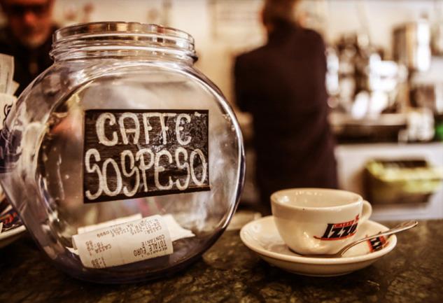 Caffé Sospeso: Napoli Usulü Askıda Kahve Geleneği
