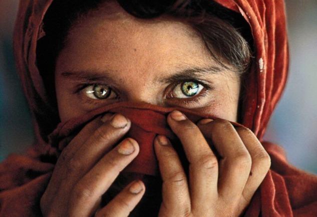 Afgan Kızı: Dünyaca Ünlü Portrenin Altında Yatan Hikaye